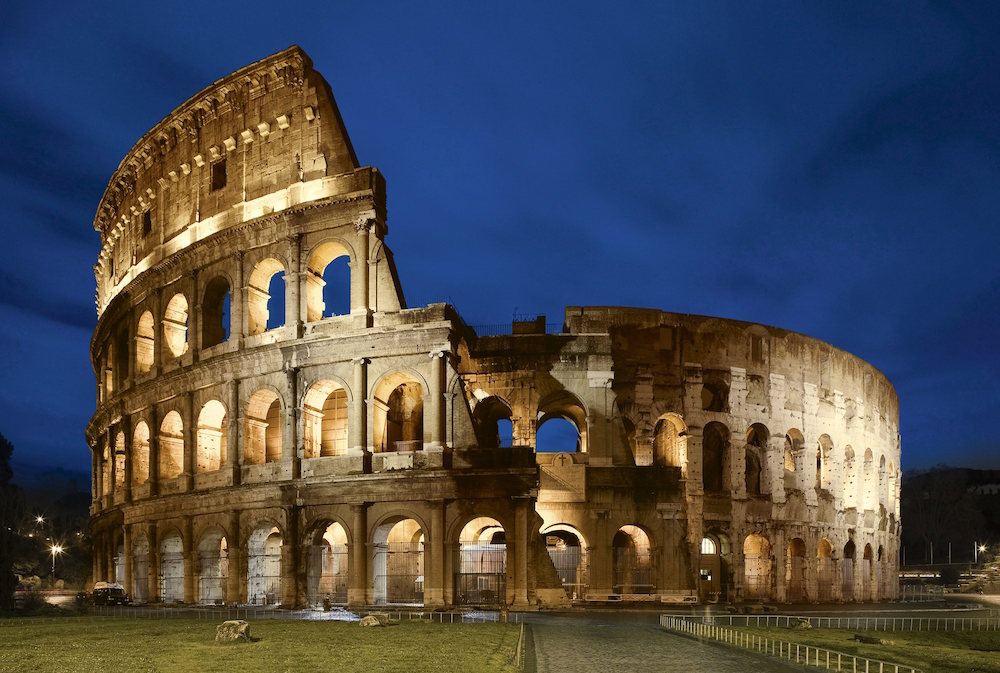 Coliseo romano: Gladiadores, barrio y basurero