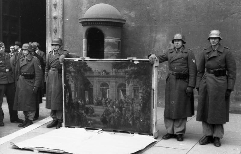 El Arte Degenerado del Partido Nazi