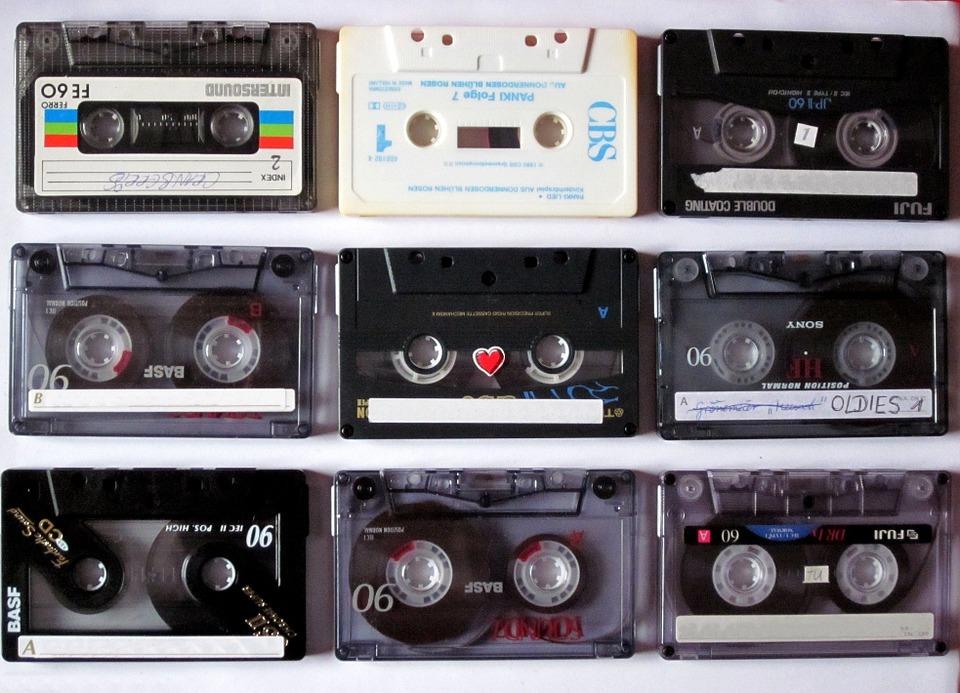 La manera en que el cassette cambio el mundo