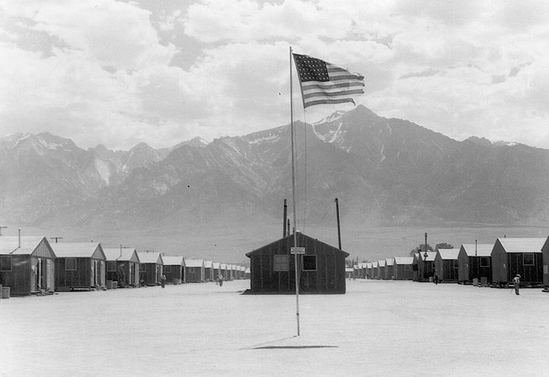 Los campos de concentración en E.U.A