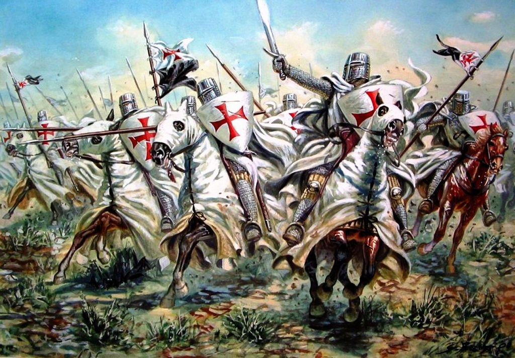Las Cruzadas: ¿Colonialismo medieval?
