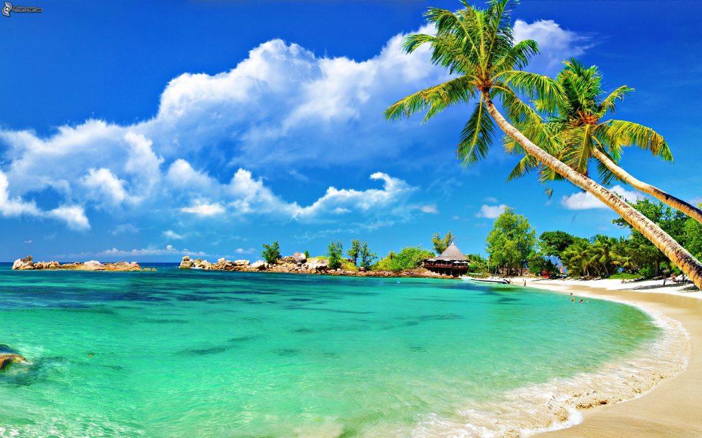 El mar y sus efectos relajantes
