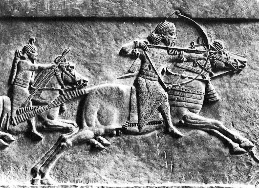 El implacable ejército Asirio