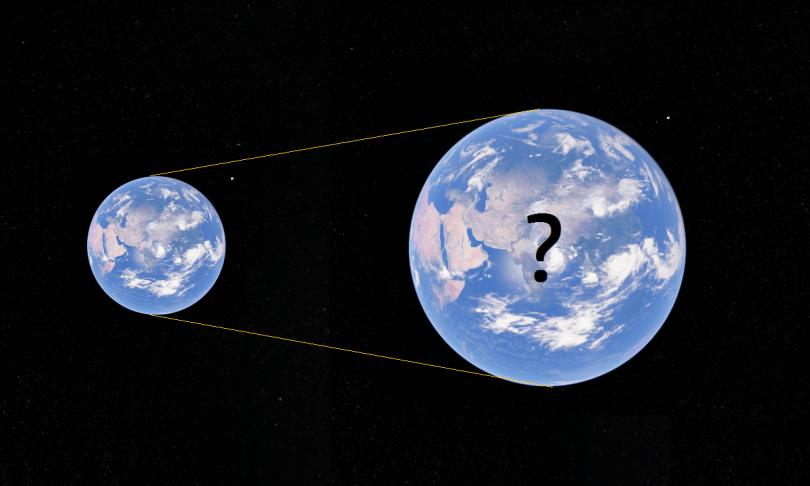 La Tierra x2