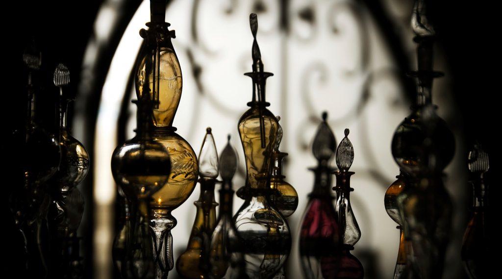 La aromática historia del perfume