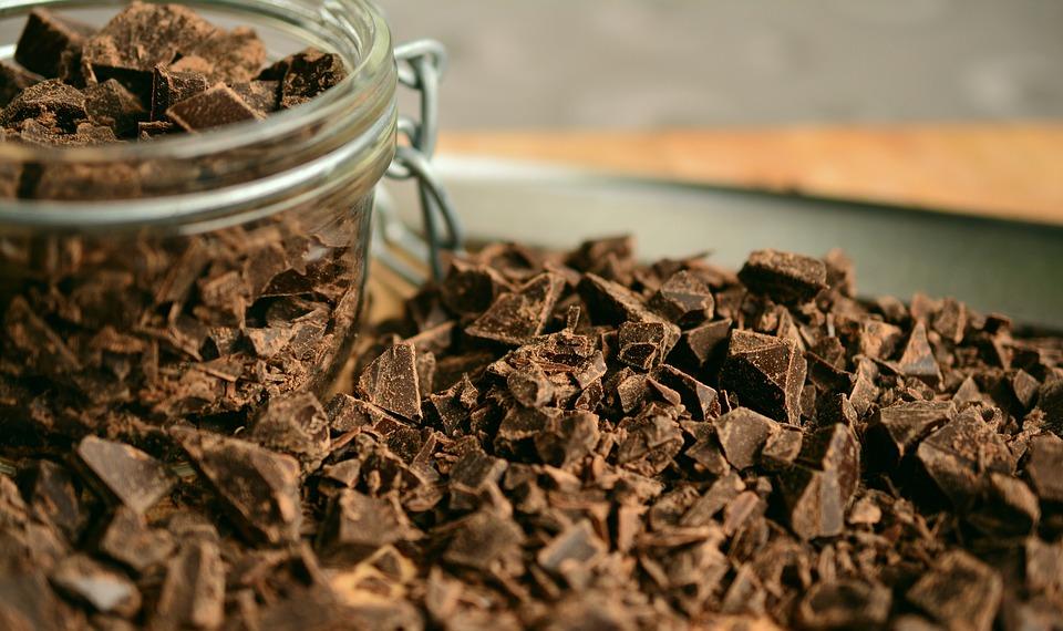 ¿Por qué esnifar chocolate?