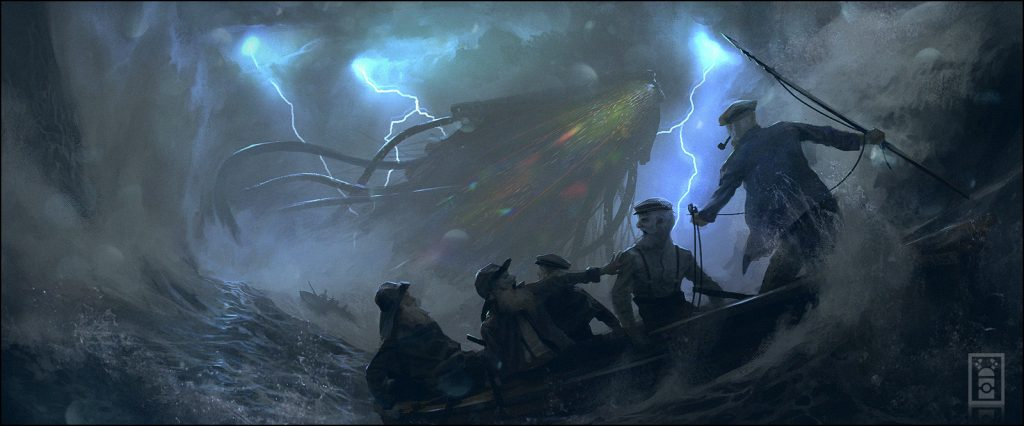 Seres Mitológicos: El Kraken