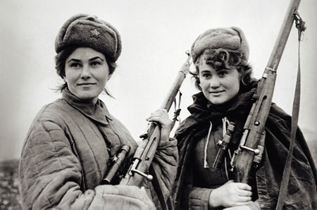 La valentía de las mujeres rusas en la Primera Guerra Mundial