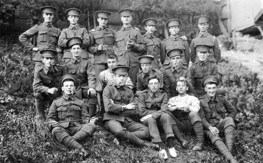 El día más emotivo de la Primera Guerra Mundial