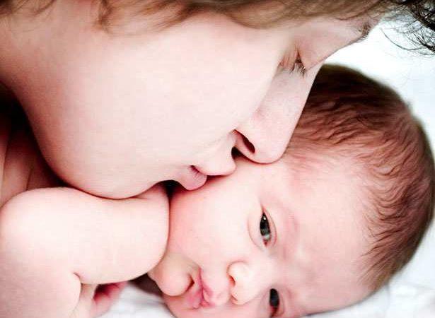La innata conexión entre una madre y su bebé