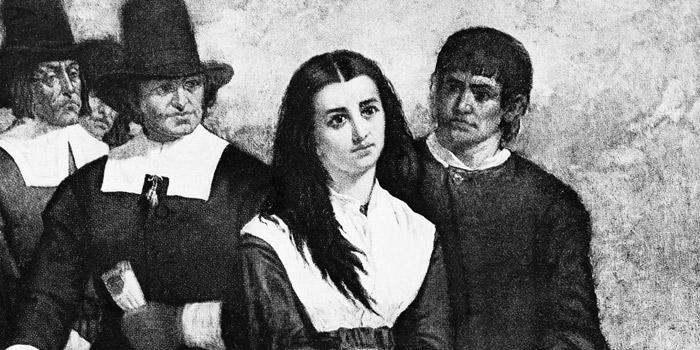 Las brujas de Salem