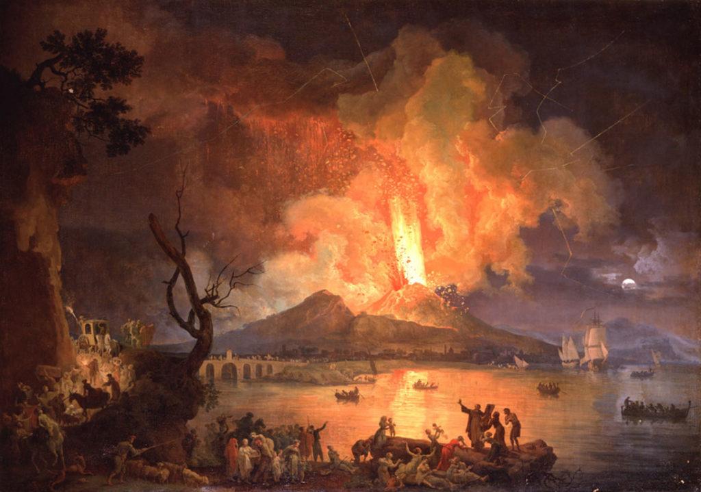 Devorados en Pompeya