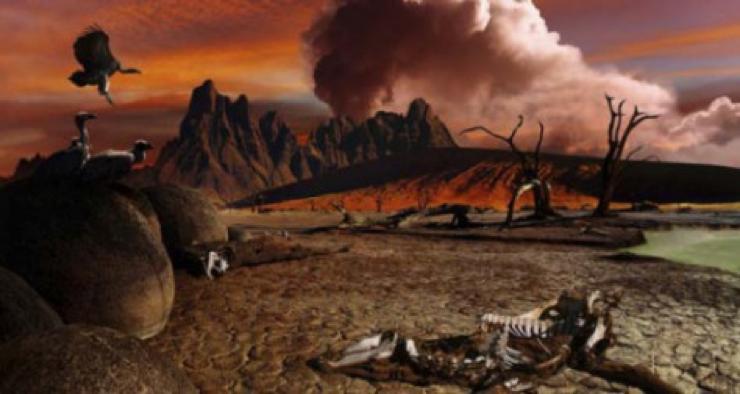 Científicos prevén una sexta extinción masiva