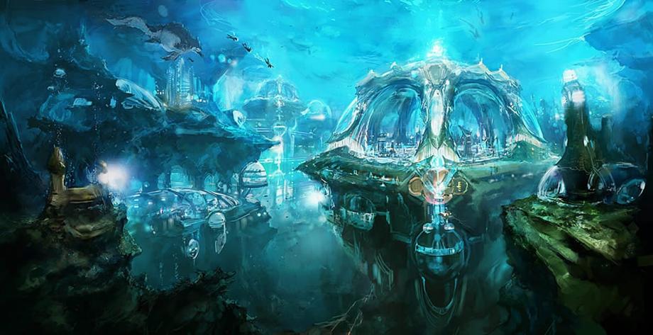 Teorías que explican la desaparición de la Atlántida