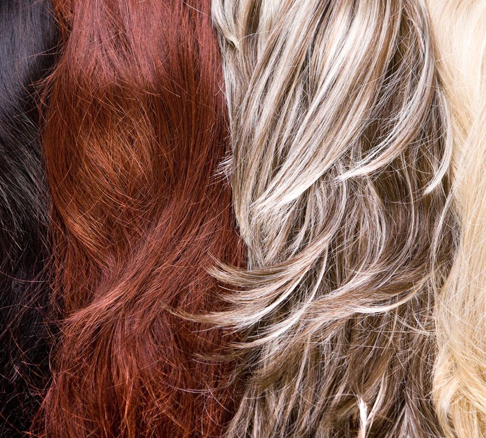 ¿Qué dice tu color de pelo?