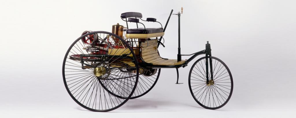 Este fue el primer automóvil del mundo