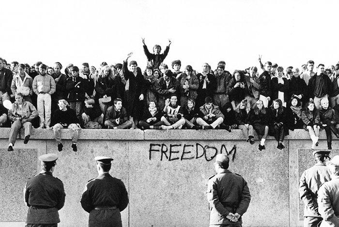El terror que acabo hace 28 años con la caída del Muro de Berlín