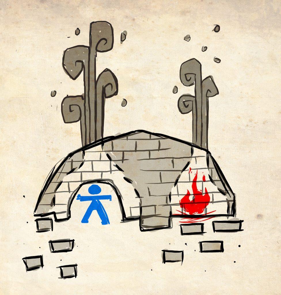 Temazcalli: Fuego para el espíritu