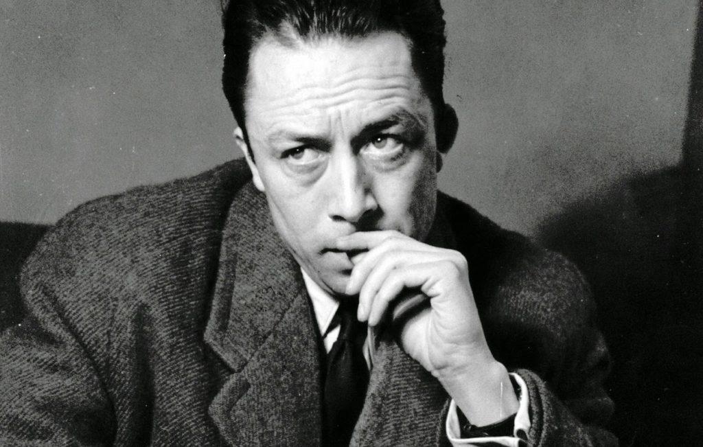 Camus, el absurdo, el rebelde