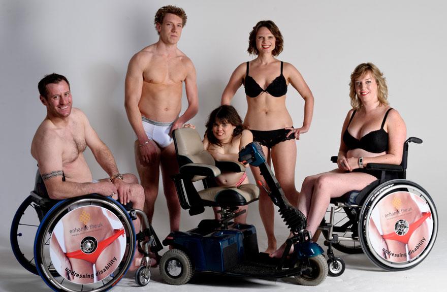 Sexualidad y discapacidad, sin tabú