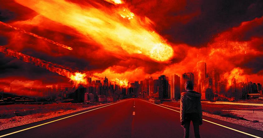 Así se ve el fin del mundo, según el cine