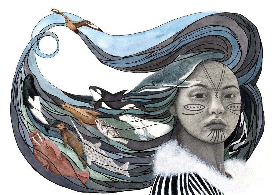 Sedna: Diosa del océano