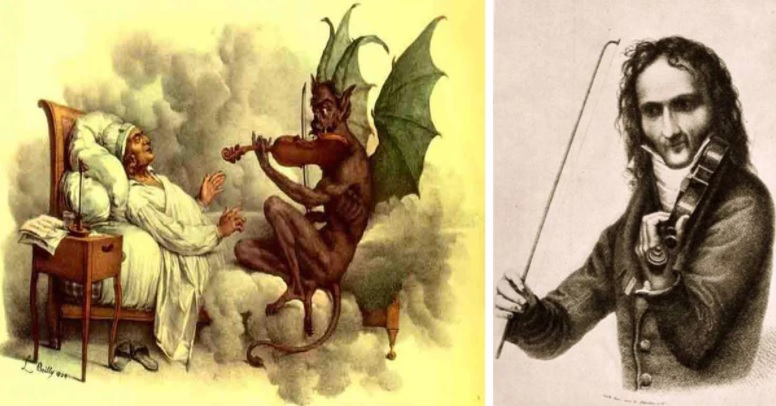 Las diabólicas melodías de Niccolò Paganini