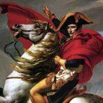 ¡Napoleón fue un jinete terrible!