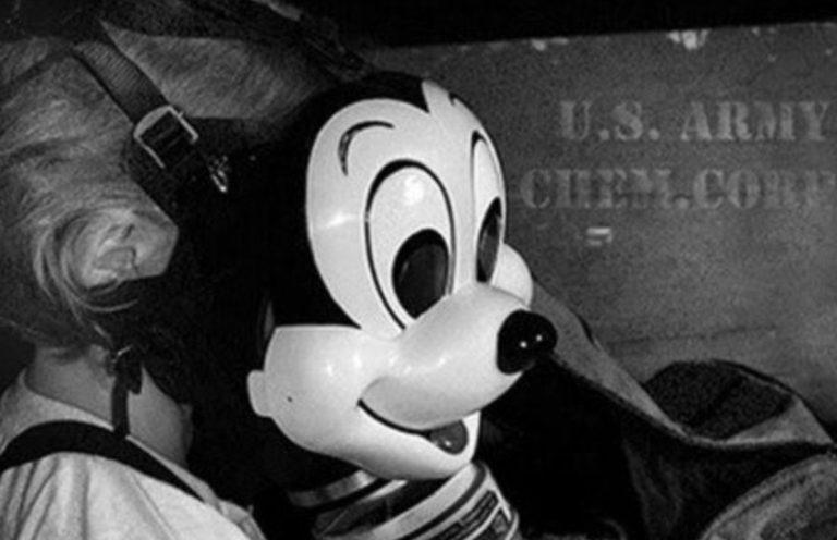 Micky Mouse: La cara amigable durante la Segunda Guerra Mundial