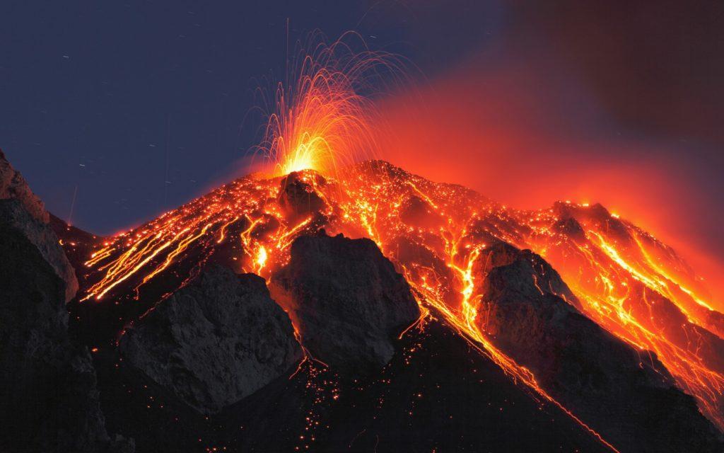 Estratovolcán: El devastador poder de la naturaleza