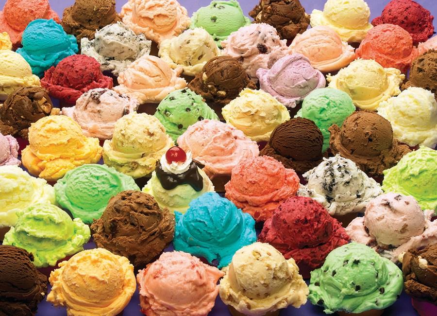 Historia del helado