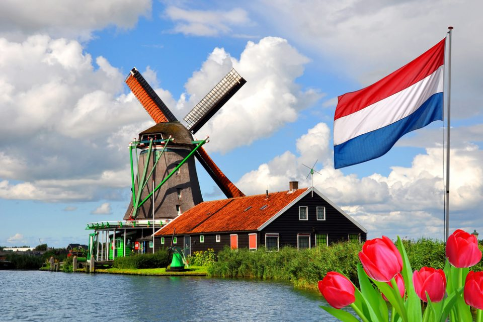 ¿Se llaman Países Bajos u Holanda?