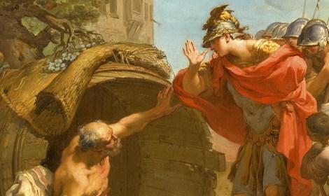 """¿Quién fue el gran Diógenes """"el cínico""""?"""