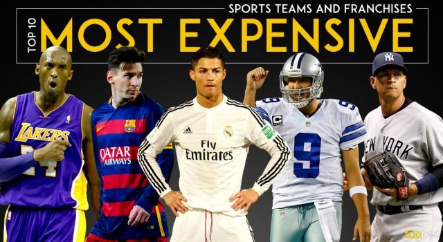 ¿Cuál es el equipo más valioso en el mundo?