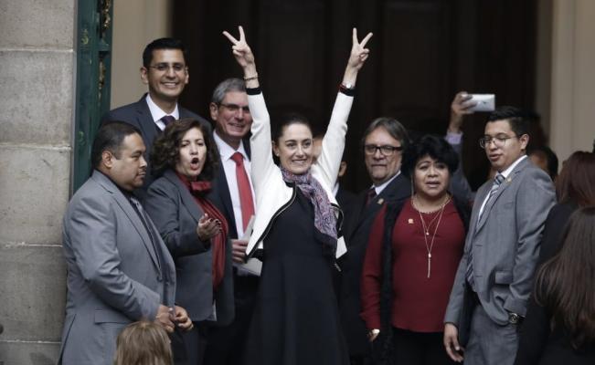 La primera mujer electa para la Jefatura de Gobierno de la CDMX