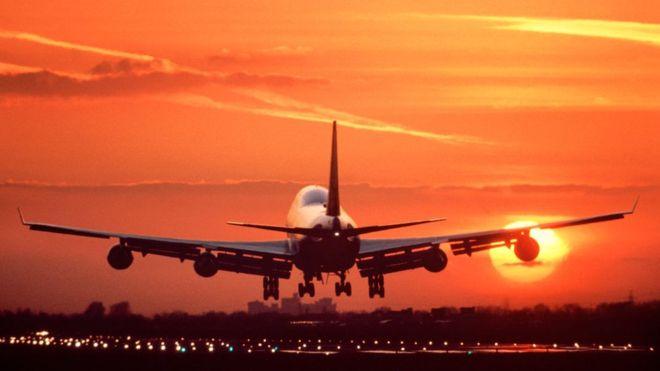 ¿Cuál es el vuelo comercial más corto de la historia?