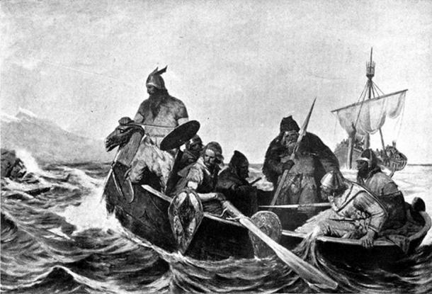 Quetzalcóatl, ¿guerrero vikingo?