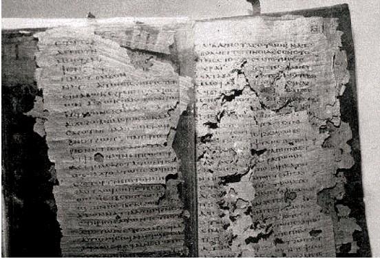 Los textos apócrifos de Nag Hammadi