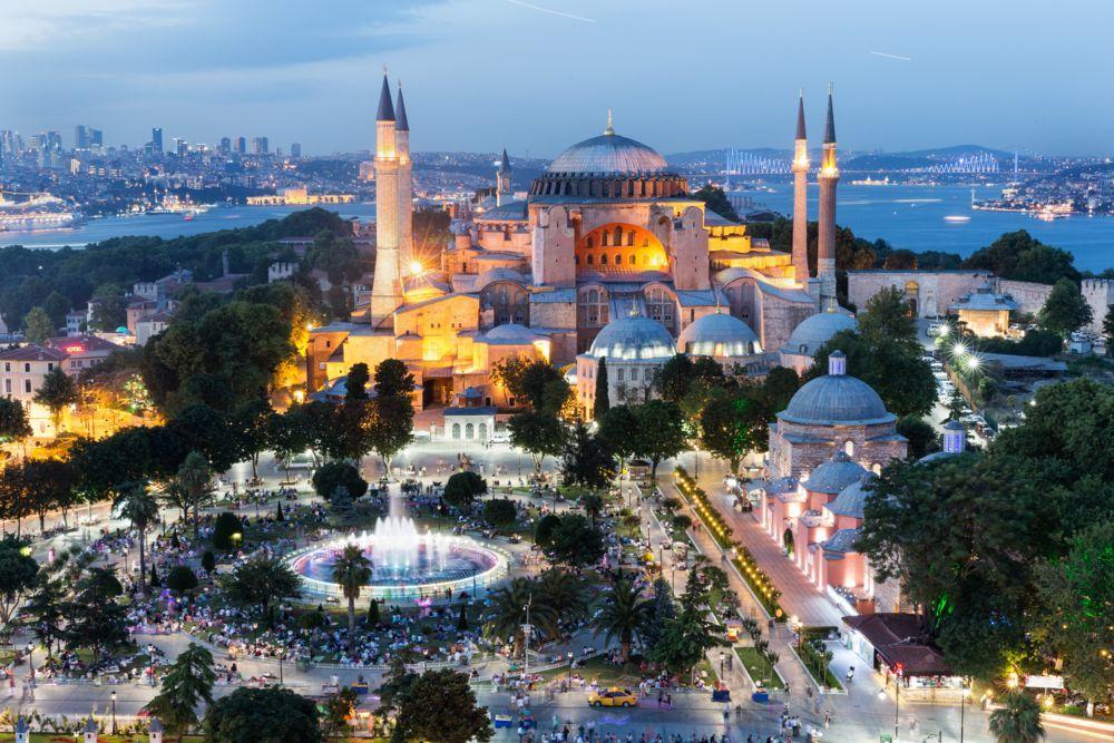 Top 10 de las ciudades mundialmente más visitadas