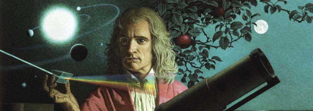 Isaac Newton: el genio que se formó a patadas