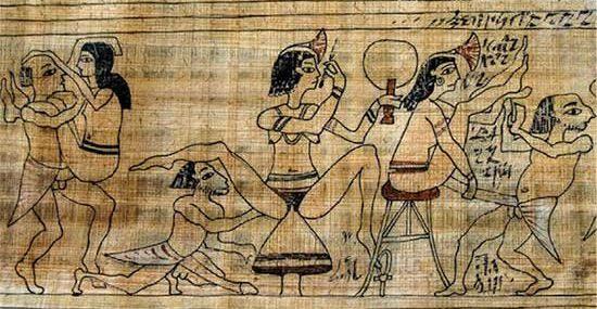 Sensualidad y erotismo en el antiguo Egipto