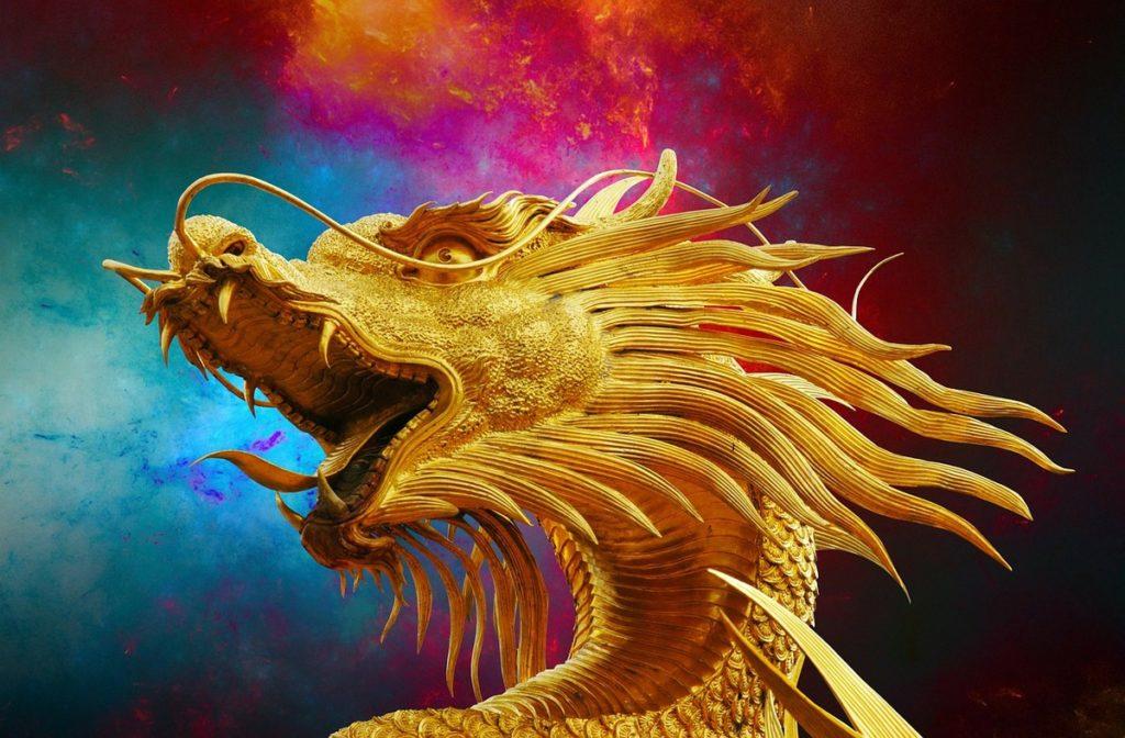 Los dragones de Borges