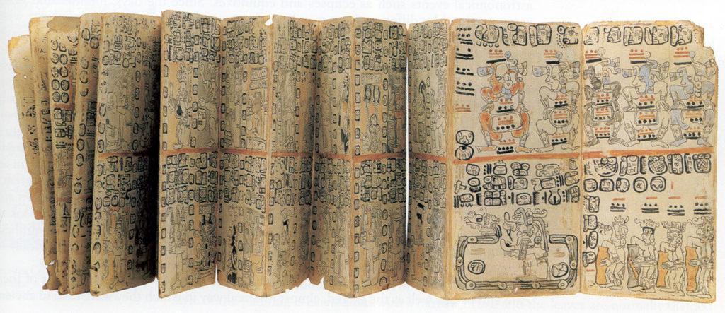 La Atlántida según Platón y el Códice Maya