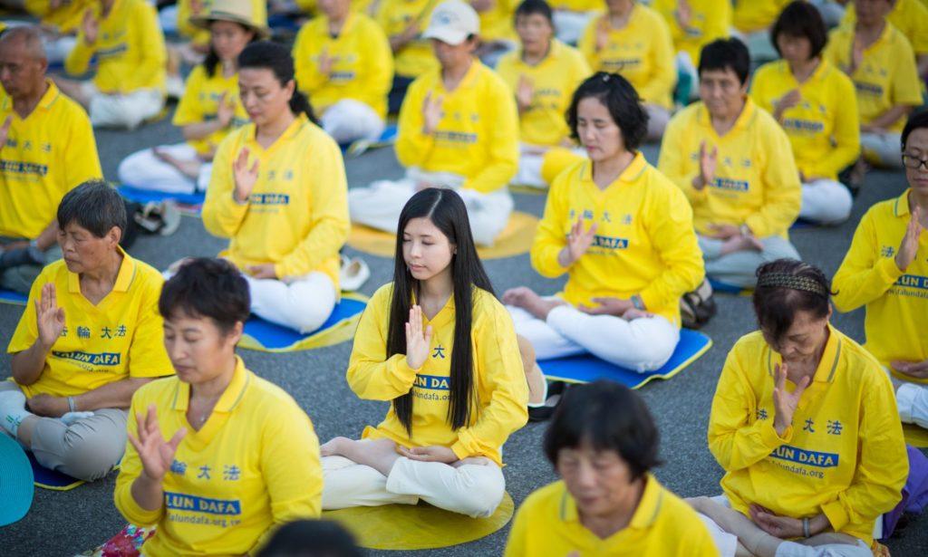 Falun Gong, persecución y tortura
