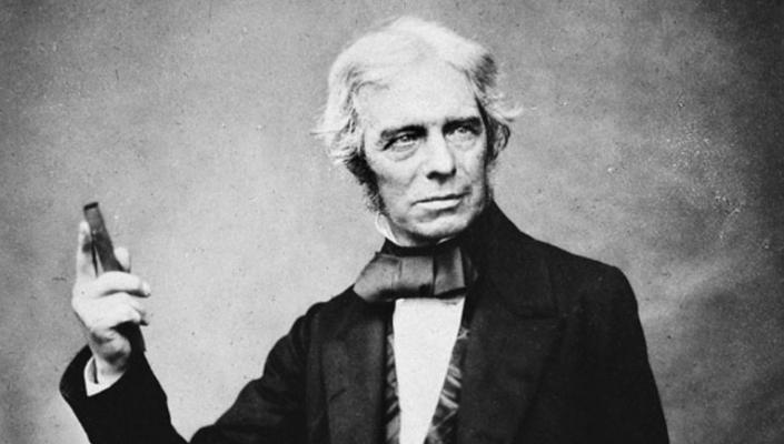 Faraday, de analfabeta a científico