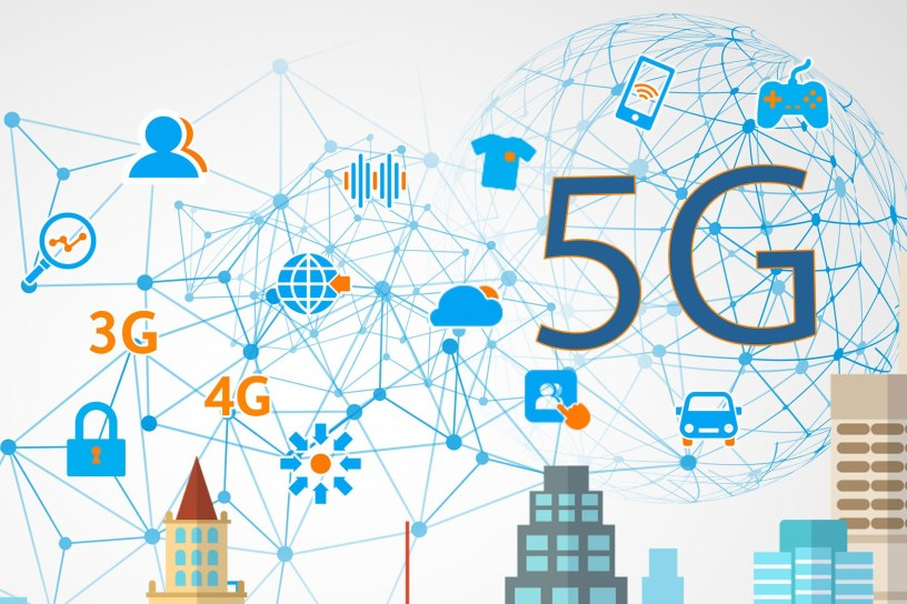 Ondas milimétricas, tecnología 5G