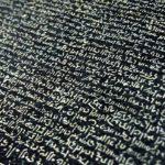 La famosa Piedra Rosetta