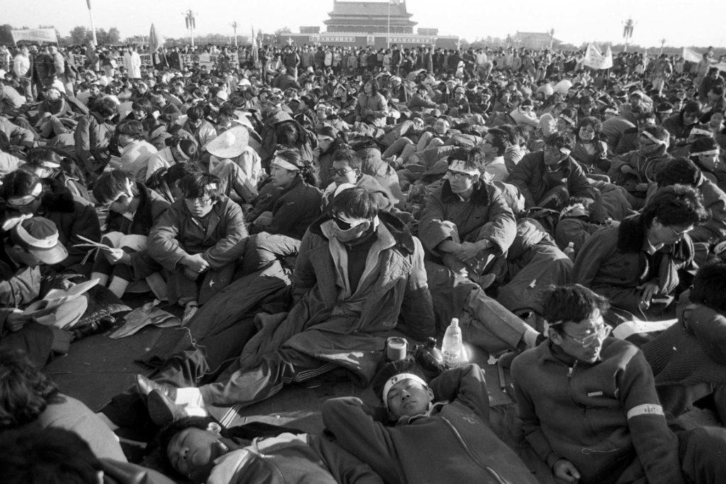 Revivir los sucesos de Tiananmen
