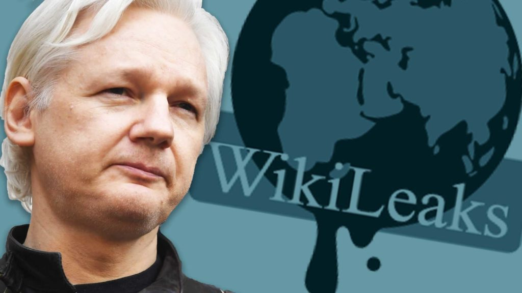 Trayectoria WikiLeaks