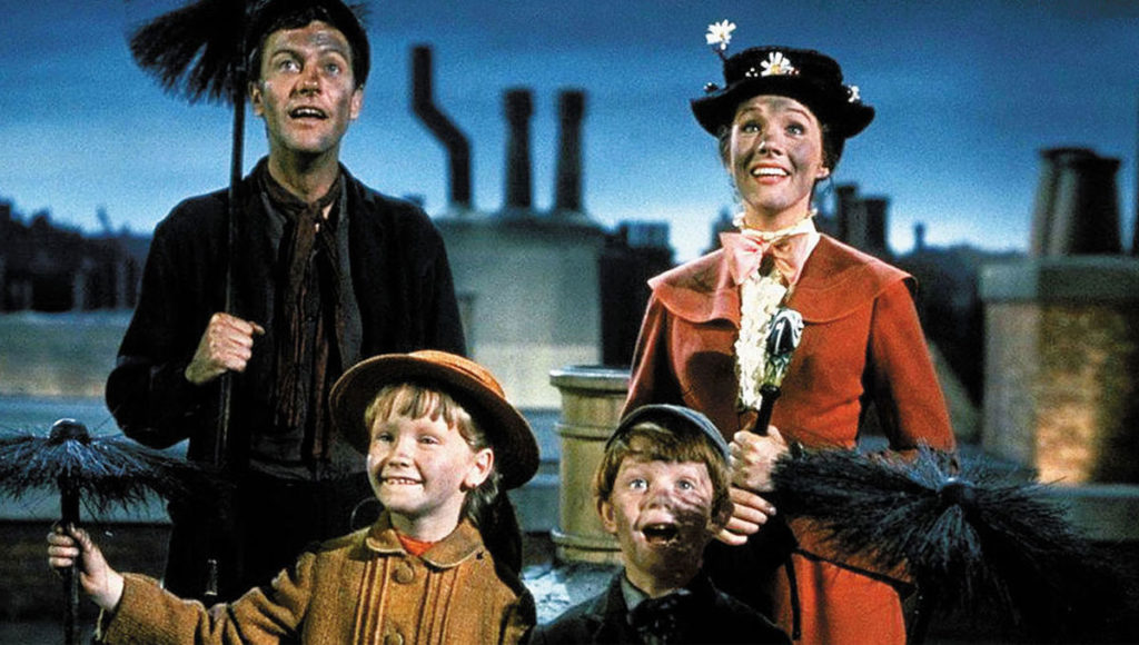 Travers y la genialidad de Mary Poppins